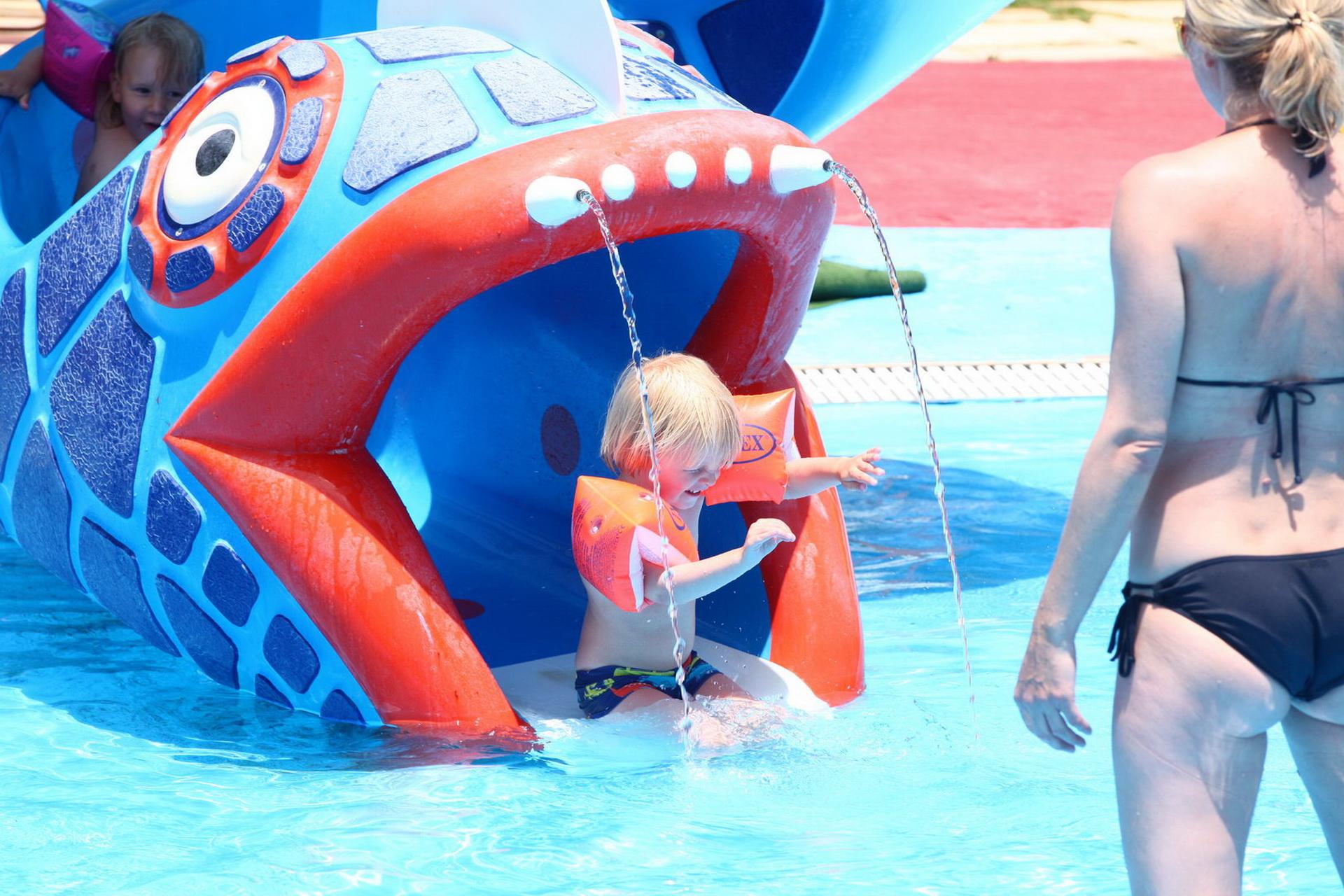 water slide kids